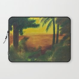 Day in the wetlands Laptop Sleeve