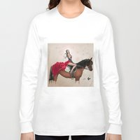 gemma correll Long Sleeve T-shirts featuring 38. Gemma by BABA-G | arts and crafts