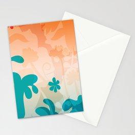 Breezy Bracken Stationery Cards