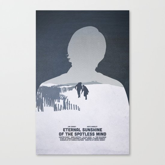Eternal Sunshine Canvas Print