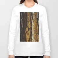 in the flesh Long Sleeve T-shirts featuring Flesh  by Liliana Scarlet Sedano