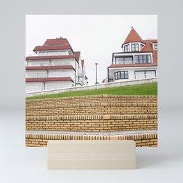 Beauty houses Mini Art Print