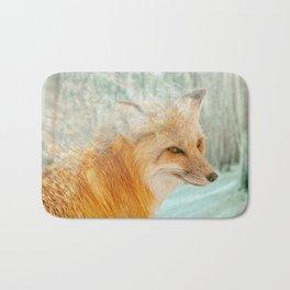 Spirit Fox Bath Mat