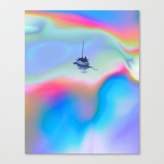 Locrom Canvas Print
