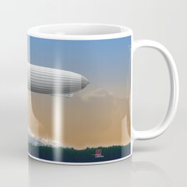 DW-033 Morning Flight Coffee Mug