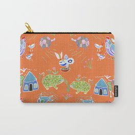 Life in Africa Carry-All Pouch