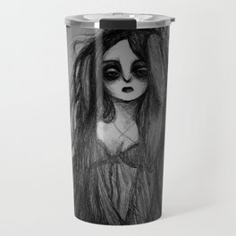 Hairy Witch Travel Mug
