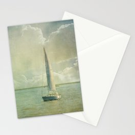 Catching the Wind Stationery Cards