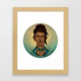 Beauregard Framed Art Print