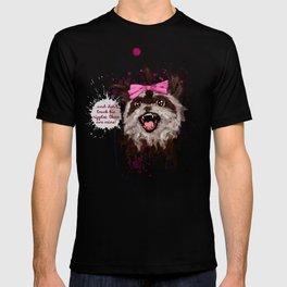 Rose The Raccoon T-shirt