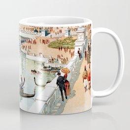 Vintage 1893 Chicago World's fair expo Coffee Mug