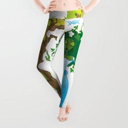 Gaea Leggings