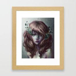 Zephyr Framed Art Print