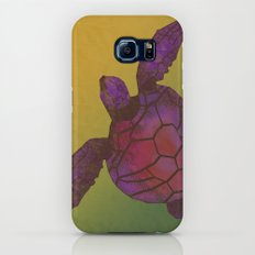Sea Turtle (warm) Galaxy S6 Slim Case