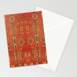 Moroccan Traditional Heritage Design Berber Style E5 Stationery Cards