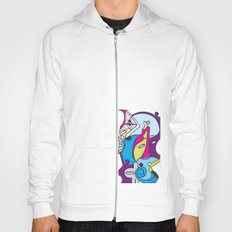Beach Pop series Hoody