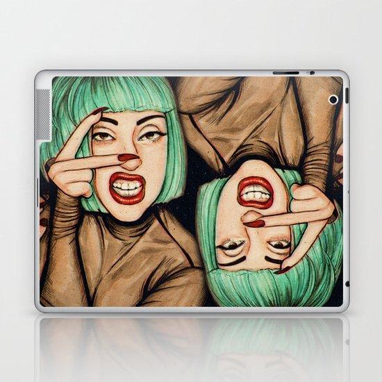 Vamp Laptop & iPad Skin