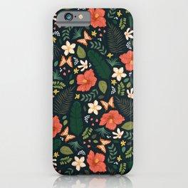 Tropical Getaway iPhone Case