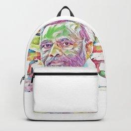 Narendra Modi (Creative Illustration Art) Backpack