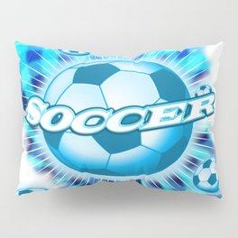 Soccer Pillow Sham