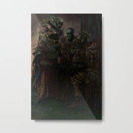 Redoran rest  Metal Print