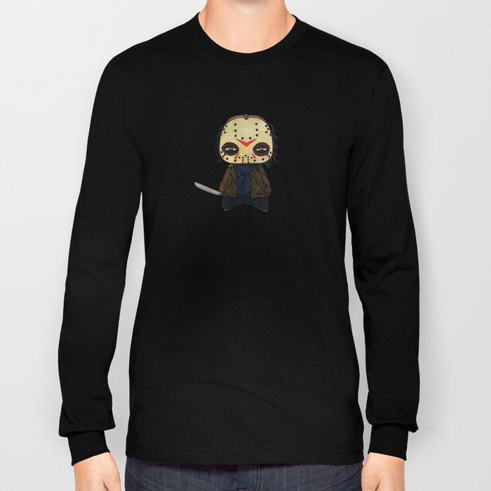 A Boy - Jason ( Friday the 13th) Long Sleeve T-shirt