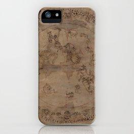 Constellation Chart 1503 iPhone Case