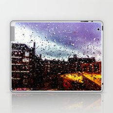 Rainy Window Laptop & iPad Skin