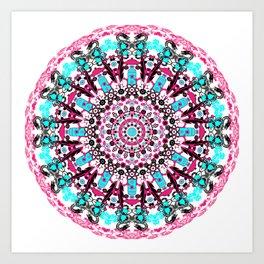 CircleOfLife Art Print