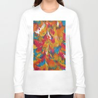 psychedelic Long Sleeve T-shirts featuring Psychedelic by DuckyB