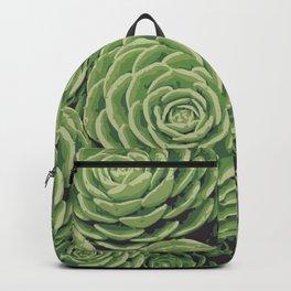 Succulents   Garden Plants Backpack
