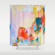 Now Smile Big Shower Curtain