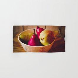 Pears II Hand & Bath Towel