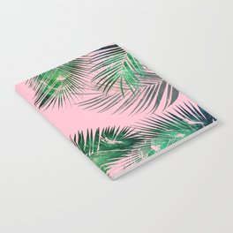 pink tropical Notebook
