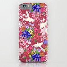 Tonde Iru Tori [red] Slim Case iPhone 6s
