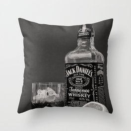 Uncle Jack Throw Pillow
