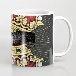 The Spain Crown - Dark Coffee Mug