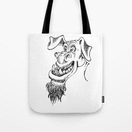 Underbite Troll Tote Bag