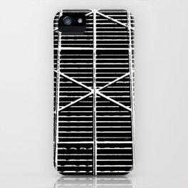 Iconic_Hancock iPhone Case