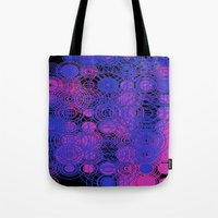 lace Tote Bags featuring Lace by SBHarrison