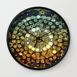 :: Kitchen Dance ::  (...and those who were seen dancing, were thought to be insane)  Wall Clock