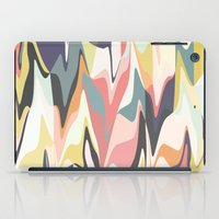 deco iPad Cases featuring Deco Marble by Beth Thompson