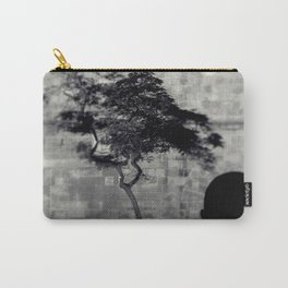 Bicycle, Tree and Doorway Carry-All Pouch