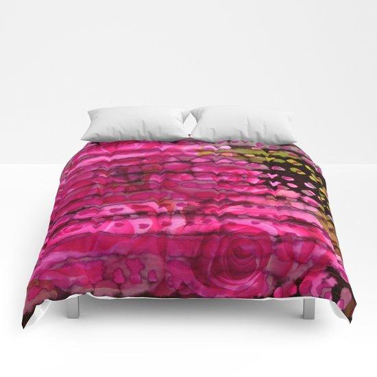 hidden roses Comforters