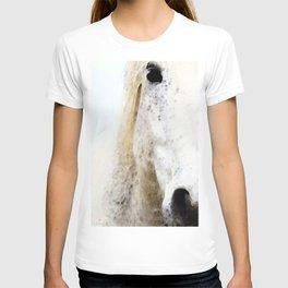 Waiting 2 - Horse Art By Sharon Cummings T-shirt