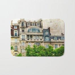 Paris Architecture Bath Mat