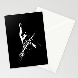 Guitar Legend Stationery Cards