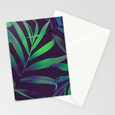 Tropical Leaves Vibes Stationery Cards