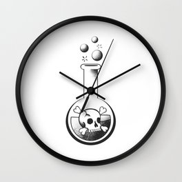 The Poison  Wall Clock
