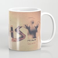 word Mugs featuring word  by bugo